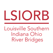Louisville Southern Indiana Ohio River Bridges Transparent Logo