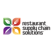 Restaurant Supply Chain Solutions Transparent Logo