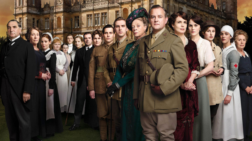 Downton Abby Blog Image