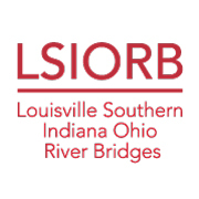 Louisville Southern Indiana Ohio River Bridges Logo